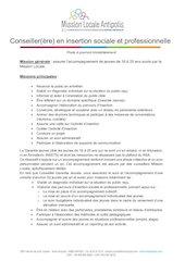 recrutement cisp gj 2021 pour rs