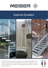 catalogue escaliers et echelles a crinolines