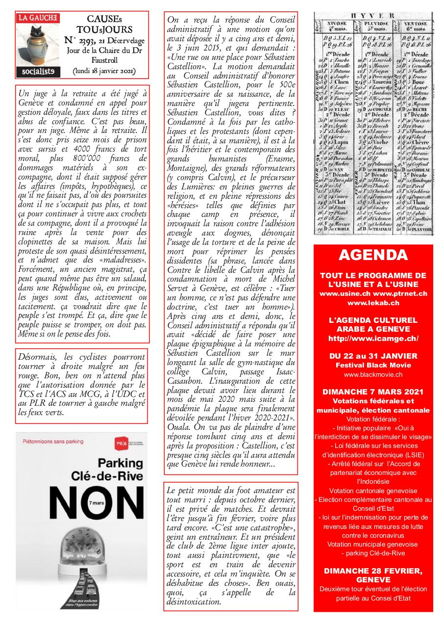 Aperçu du document Newsletter2393.pdf - page 2/2