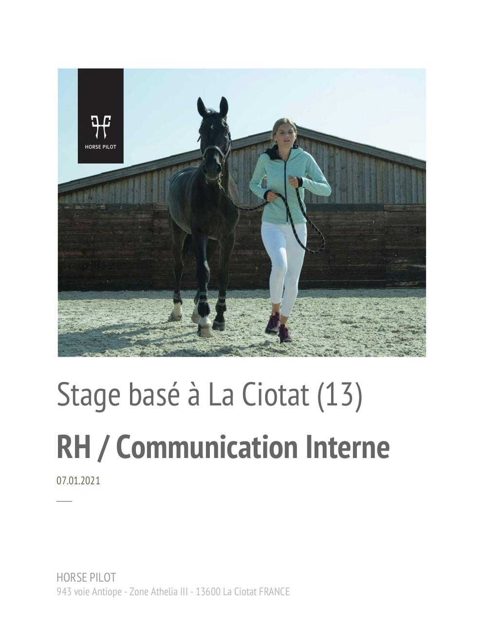 Aperçu du document Stage-RH-Communication-Interne-HF-la-ciotat-13600-Horse-Pilot.pdf - page 1/3