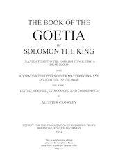Aleister Crowley - Goetia (2).pdf - page 5/98