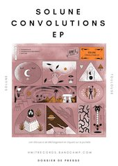 press release solune convolutions hmit records hmitep002 02 2021