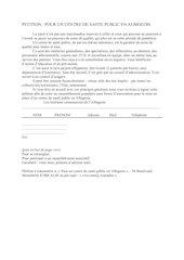 pcf de lalbigeois petition pour un centre de sante