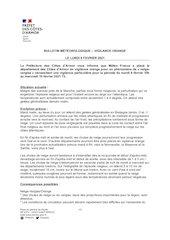 21 02 08 n2 bulletin alerte mto mairies et services