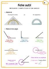 fiche outil mesurer un angle 1