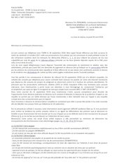 courrier a igpn