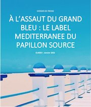 le papillon source mediterranee