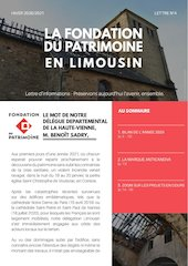 newsletter fdp limousin hiver 2020
