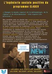 lingenierie sociale positive du programme el4dev