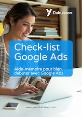 aide memoire check list google ads complet
