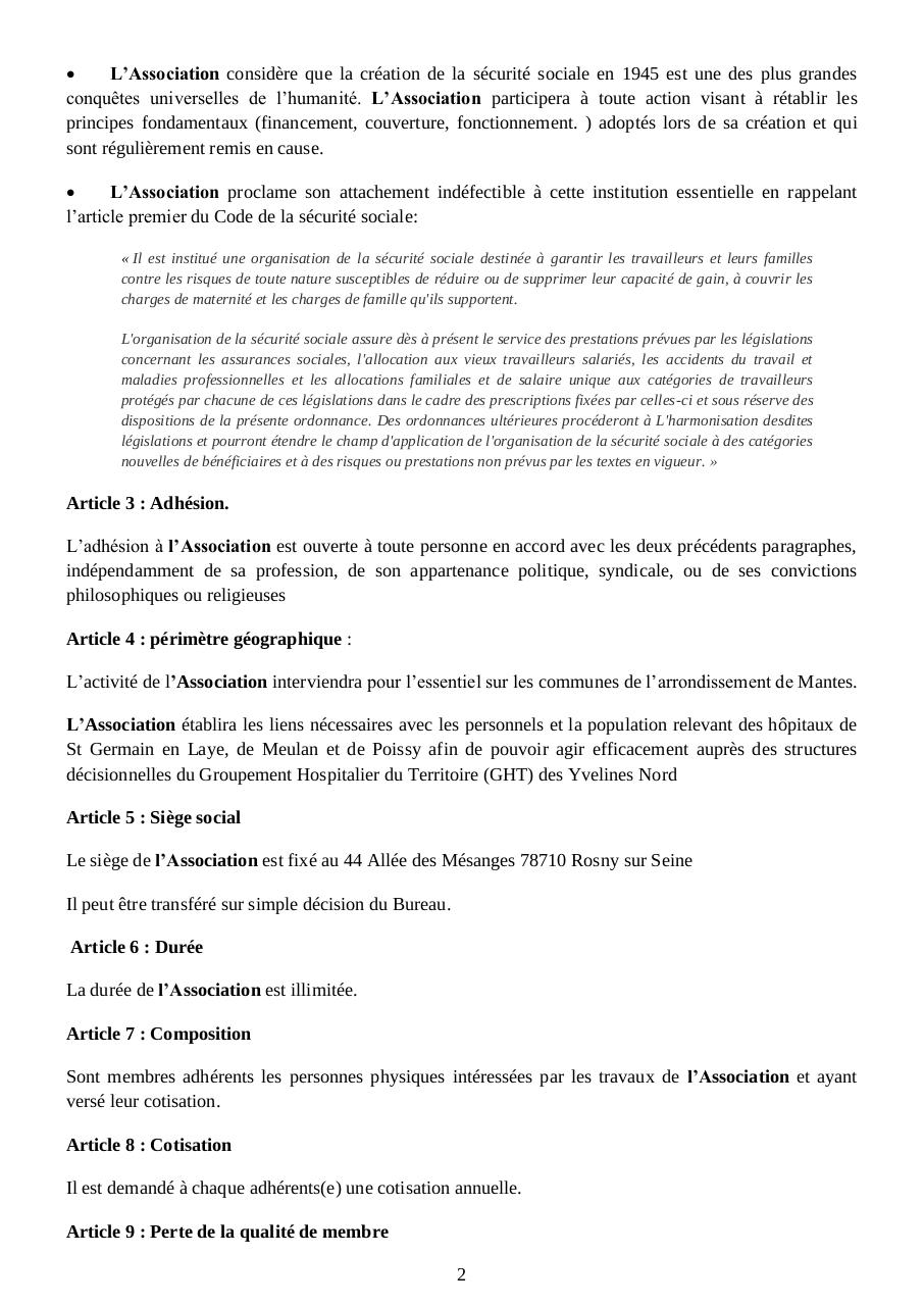 Aperçu du document Statuts de l-association 04-07-2020.pdf - page 2/4