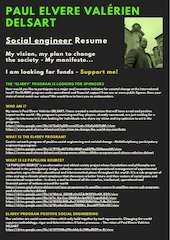 paul elvere delsart social engineer resume