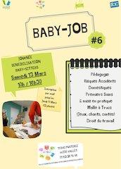flyer baby job 6  relai baby sitting
