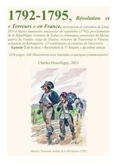 les annees les plus sanglantes de la revolution francaise 1792 1