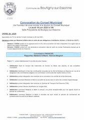 oj   convocation   cm 18 06 2020
