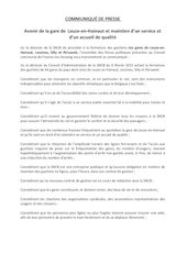 communique de presse commun guichets de gares  09 mars 2021