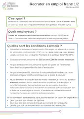 fiche emplois francs 1