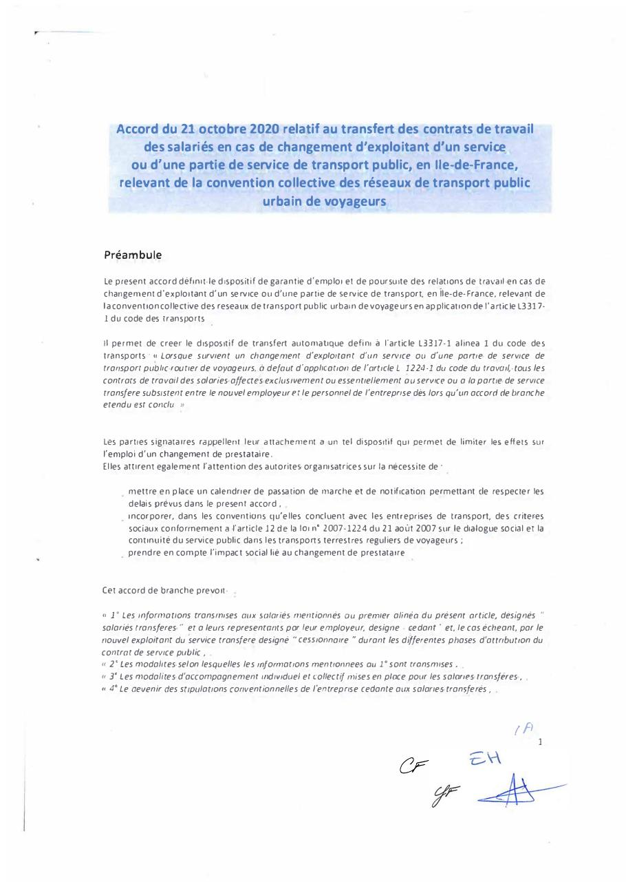 Aperçu du document Accord_du_21_octobre_2020_Ouverture_Concurrence_IDF_TPUV.pdf - page 1/10