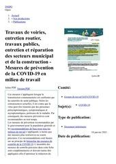travaux de voiries entretien routier travaux publics entretien e