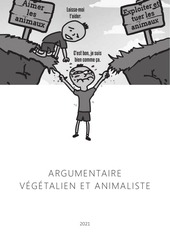 argumentaire animalisme 2021