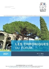 les chroniques du forum republicain mars 2021def 2 1
