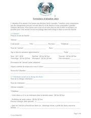 formulaire abandon chienv20mar2021