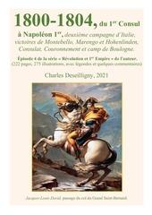 1800 1804 victoires de montebello et marengo en italie consulat