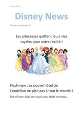 journal princesses