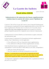 la gazette des sudistes flash infos heh 13 avril 2021