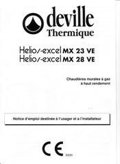 deville helios excel mx2328ve