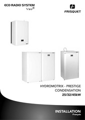 notice utilisation prestige condensation visio frisquet