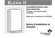 cm elexia ii vmc notice installation et emploi