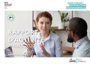 rapport activite 2020 cep salaries et independants