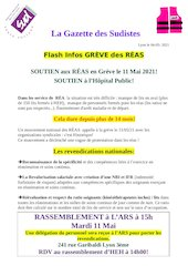 la gazette des sudistes flash infos1reas heh 04 mai 2021