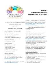 congres de la region 6