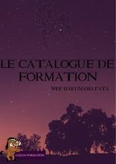 catalogue de formation 2
