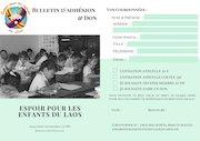 bulletin dadhesion