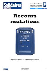 guide recours mutations 2021
