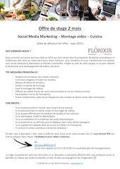 stage social media marketing