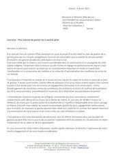 mobilisation   plan gestion perdrix   appel des cc et associat c