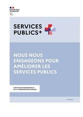 engagements detailles services publics