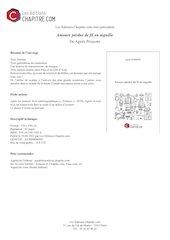 fichedepresentationamoursperdusdefilenaiguille