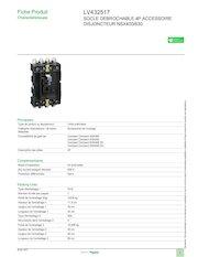 compact nsxlv432517
