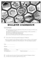bulletin dadhesion 2021 22