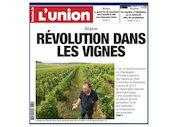 lunion s30   revolution dans les vignes