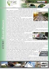 newsletter otre idf du 30 juillet 2021