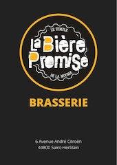 menu bp brasserie