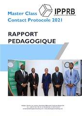 rapport pedagogique ipprb master class contact protocole 2021