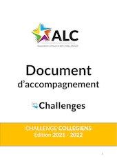 document daccompagnement des eleves   challenge collegiens 21 22 1