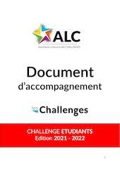 document daccompagnement des eleves   challenge etudiants 21 22